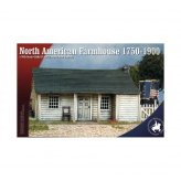 American Civil War: North American Farmhouse 1750-1900