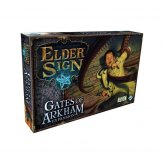 Arkham Horror Elder Sign | Gates of Arkham Expansion (EN)