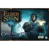Arkham Horror Elder Sign | Omens of Ice Expansion (EN)