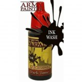 Army Painter Quickshade Dark Tone Ink (18ml Flasche)