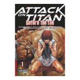 Attack On Titan - Before the Fall, Band 1 (DE)