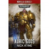 Auric Gods PB Novel (EN)