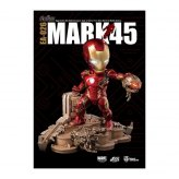 Avengers Age of Ultron Egg Attack Statue Iron Man Mark...