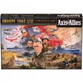 Axis & Allies Europe 1940 2. Edition - Board Game (ENGLISCH)