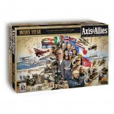 Axis & Allies Worldwar 1 - 1914 (ENGLISCH)