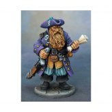 Barnabus Frost Pirate Captain