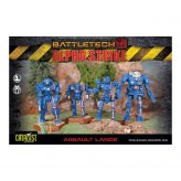 BattleTech Assault Lance Pack (plastic)