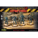 BattleTech Battle Lance Pack (plastic)