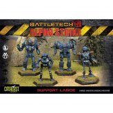 BattleTech Support Lance Pack (plastic)
