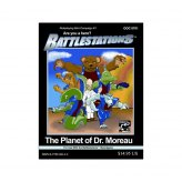 ** % SALE % ** Battlestations: The Planet of Dr. Moreau (EN)