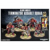 Blood Angels Terminator Assault Squad (41-13) *nur noch 2...
