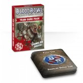 Blood Bowl: Shambling Undead Card Pack (EN)