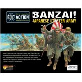 Bolt Action Banzai! Japanese Starter Army (1000 Punkte...