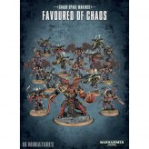 Chaos Space Marines - Favoured of Chaos (43-26)