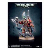 Chaos Space Marines Terminator Lord (43-12)