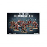 Chaos Space Marines Terminator Lords Cadre (43-33)