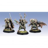 Circle of Orboros Death Wolves (3)