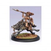 Circle of Orboros Tharn Wolf Rider