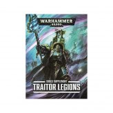 Codex Supplement: Traitor Legions (SC) (DE) *nur noch 1 Stk!