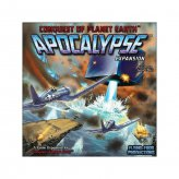 Conquest of Planet Earth: Apocalypse Expansion (ENGLISCH)