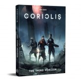 Coriolis The Third Horizon: Rulebook (EN)