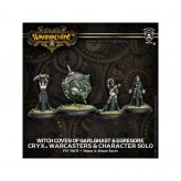 Cryx Witch Coven of Garlghast & the Egregore (PIP34035)