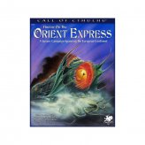 Cthulhu: Horror on the Orient Express (ENGLISCH)