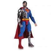 DC Essentials Actionfigur Cyborg Superman 17 cm