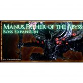 Dark Souls The Board Game: Manus, Father of the Abyss...