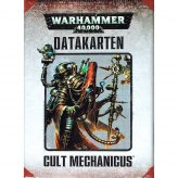 Datacards: Cult Mechanicus (DEUTSCH)