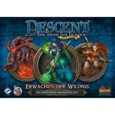 Descent 2. Edition Erwachen der Wildnis: Helden & Monster-Set (DE)