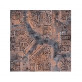 Desert Warzone City 4x4 Gaming Mat