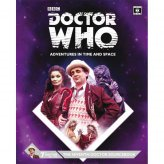 ** 30% SALE ** Doctor Who: The Seventh Doctor Sourcebook...