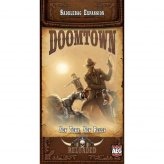 Doomtown Reloaded Expansion Saddlebag #1 New Town (EN)
