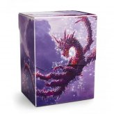 Dragon Shield Deck Shell - RACAN Clear Purple (Limited...