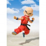 Dragonball S.H. Figuarts Actionfigur Kuririn (The Early...