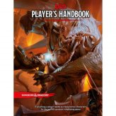 Dungeons & Dragons 5. Edition Players Handbook TRPG (HC)...