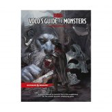 Dungeons & Dragons 5. Edition Volos Guide to Monsters (HC) (EN)