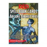 Dungeons & Dragons: Arcane Archetypes [22 Cards] (EN)