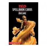 Dungeons & Dragons: Arcane Spell Deck REVISED [253 Cards] (EN)