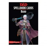Dungeons & Dragons: Bard Spell Deck REVISED [128 Cards] (EN)