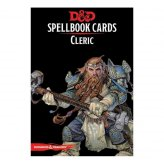 Dungeons & Dragons: Cleric Spell Deck REVISED [149 Cards] (EN)