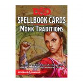 Dungeons & Dragons: Monk Traditions [19 Cards] (EN)