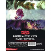 Dungeons & Dragons Rage of Demon DM Screen (EN)