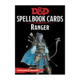 Dungeons & Dragons: Ranger Spellbook Cards REVISED [46 Cards] (EN)