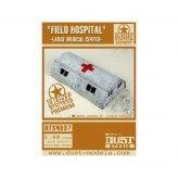 Dust Tactics: Field Hospital Large Medical Center PREMIUM EDITION