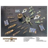 Dystopian Wars Battle for Iceland 2 Player Box Set