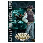 East Texas University Limited (Savage Worlds) [EN]