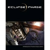 Eclipse Phase Core Rulebook RPG (ENGLISCH)