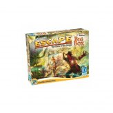 Escape: the Curse of the Temple - Big Box 2nd Edition...